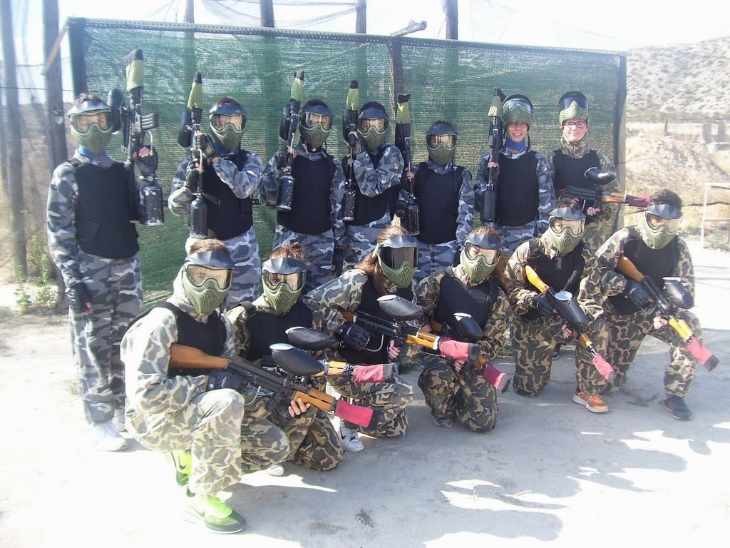 escenarios paintball Zaragoza, fotos  Maskepaintball Zaragoza, ofertas paintball Zaragoza, paintball y almuerzo Zaragoza,